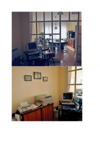 Budapest II. eladó irodabútorokkal felszerelt 66m2-es három szobás lakás ingatlan hirdetéshez feltöltött kép