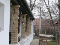 Szigetszentmiklós eladó családi ház két lakásos romantikus tornácos parasztház ingatlan hirdetéshez feltöltött kép