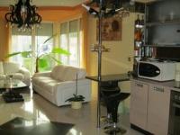 Szeged eladó tarsasházi lakás 64m2 2 szoba Harmónia lakópark nappalival ingatlan hirdetéshez feltöltött kép