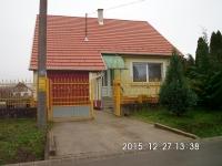 Bodrogkeresztúr eladó családi ház 80m2 2 szoba kívülõr szigetelt ház ingatlan hirdetéshez feltöltött kép
