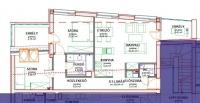 Székesfehérvár eladó lakás 68m2 2+1 szoba 8 lakásos társasházban ingatlan hirdetéshez feltöltött kép