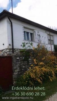 Bükkszentkereszt eladó családi ház 80m2 3 szoba rendkívül jó az elhelyezkedése ingatlan hirdetéshez feltöltött kép