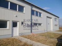 Nagytarcsa eladó 172m2 ipari telek új építésû mûhely, ipari társasházban ingatlan hirdetéshez feltöltött kép