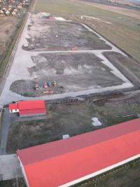 Kaba eladó ipari telek 9000m2 Hajdú megyében 4-es útnál BMW gyártól 36km ingatlan hirdetéshez feltöltött kép