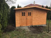 Szigetbecse eladó építési telek 2300m2 Makád horgászparadicsom ingatlan hirdetéshez feltöltött kép